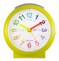 Acctim Lulu Time Teach Alarm - Green